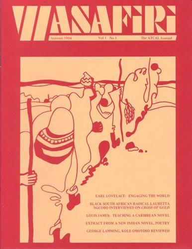 Wasafiri Issue 1