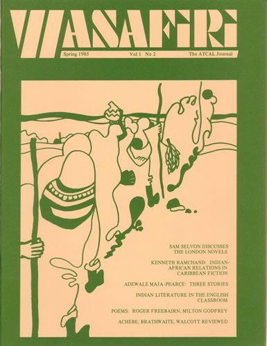 Wasafiri Issue 2