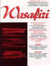 Wasafiri Issue 11