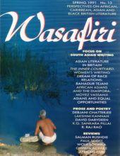 Wasafiri Issue 13