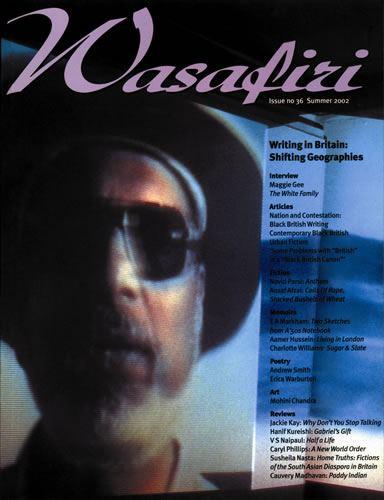 Wasafiri Issue 36