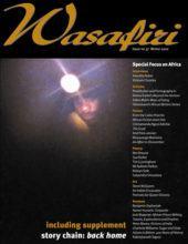 Wasafiri Issue 37