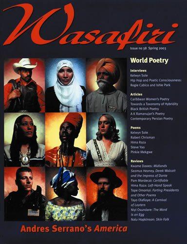 Wasafiri Issue 38