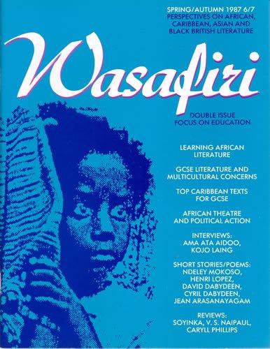 Wasafiri Issue 6 & 7