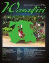 Wasafiri Issue 75