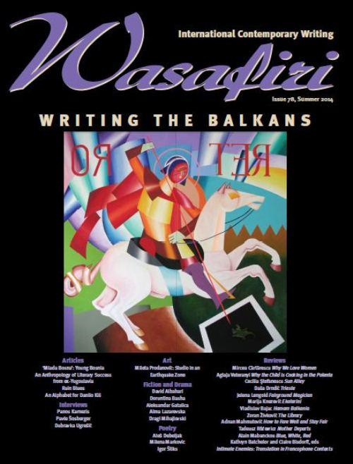 Wasafiri Issue 78
