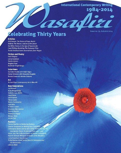 Wasafiri Issue 79