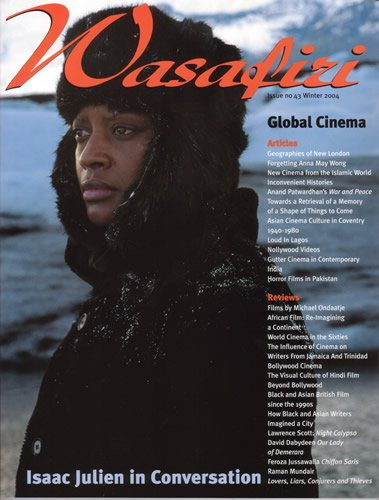 Wasafiri Issue 43