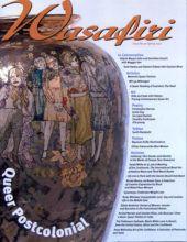 Wasafiri Issue 50