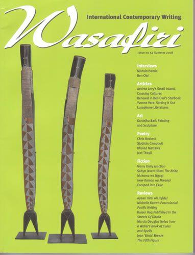 Wasafiri Issue 54