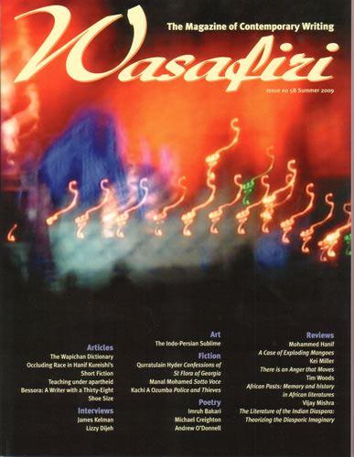 Wasafiri Issue 58