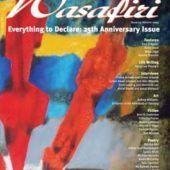 Wasafiri Issue 59