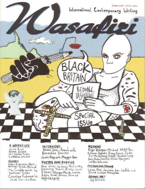 Wasafiri Issue 64