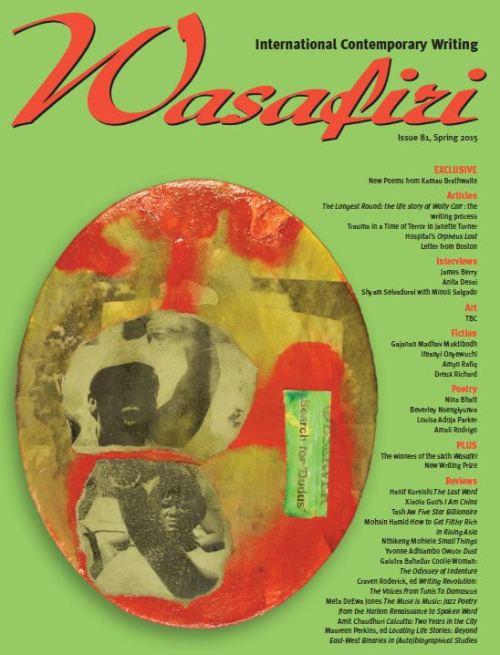Wasafiri Issue 81