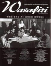 Wasafiri Issue 68
