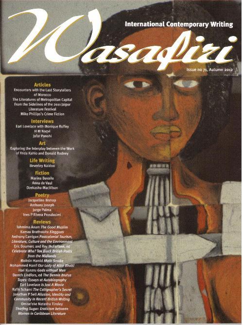 Wasafiri Issue 71