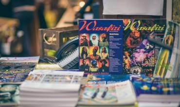 Wasafiri Magazines