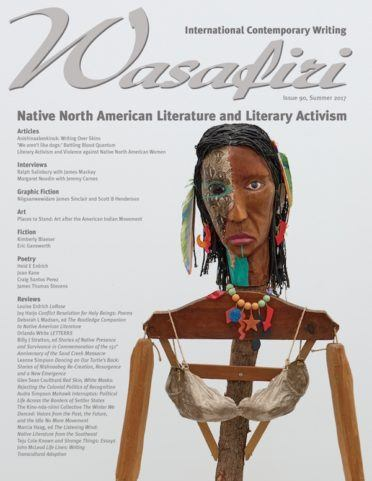 Wasafiri Issue 90