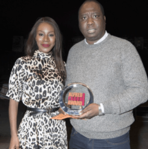 Amma Assante and Mufaro Makubika